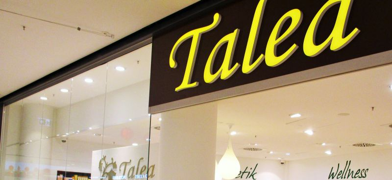 Talea goes Vegan Filiale